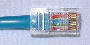 correct way to wire NIC